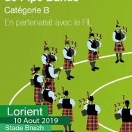 Concours Pipe Bands